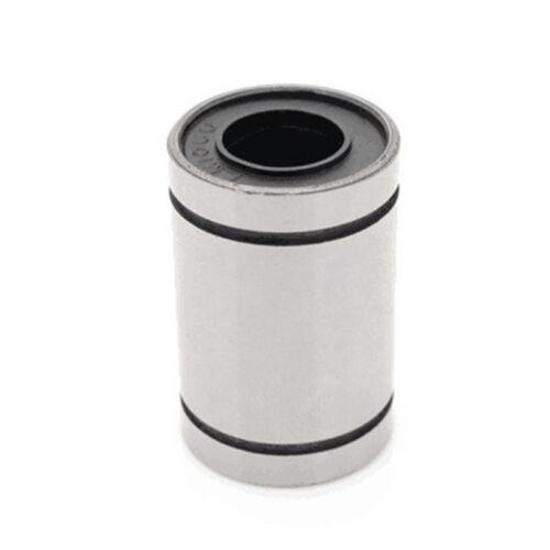LM12UU 12mm 20pcs  Linear Ball Bearing Bushing 12x21x30mm 3D Printer CNC Parts
