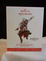 Hallmark Keepsake Ornament 2016 Ezio Auditore Da Firenze - Assassin's Creed