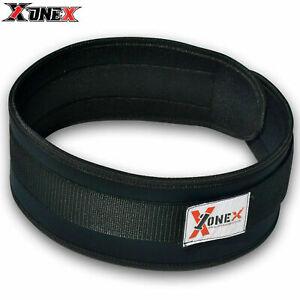 Weight-Lifting-Lumbar-Lower-Back-Support-Belt-Brace-Power-Gym-Training-Pain-Athl