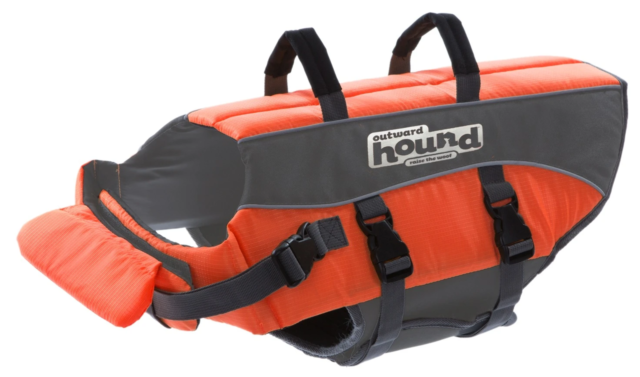 Ripstop Life Jacket Orng XL by Outward Hound
