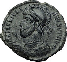 JULIAN II the APOSTATE Philosopher 361AD Authentic Ancient Roman Coin i60356
