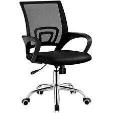 Ergonomic Office Chair Midback Mesh Executive Swivel Computer Home Desk Adjustab
