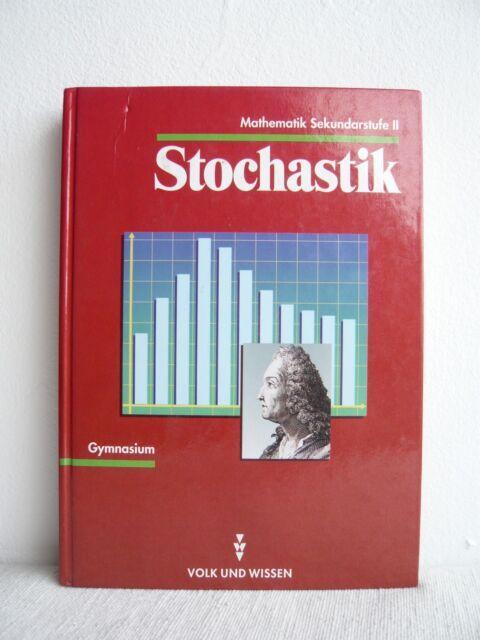 Stochastik, Mathematik Gymnasiale Oberstufe, Hilsberg, Warmuth, 288 S.