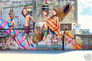 not-BANKSY-life-is-better-surfing-canvas-street-art-graffiti-by-andy-baker
