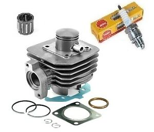 Kit Moteur Cylindre Piston joints cage bougie Peugeot Ludix 50 air /Speedfight 3