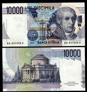 10.000 Lire Volta Lettre Pour Fds 7mvc2isg-08005938-772273805