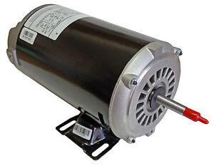 1 Hp 3450 1725 Rpm 48y Frame 115volt 2 Speed Hot Tub Spa Motor Us Motors Ebay