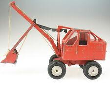 MÄRKLIN 8035 - FUCHS 301 Autobagger - rot - Modellauto - Model Excavator Bagger