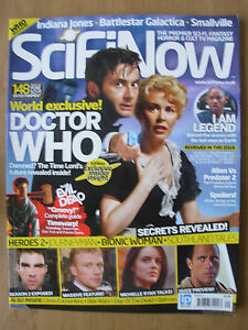 SCI-FI-NOW-MAGAZINE-ISSUE-No-9-2007-DOCTOR-WHO-EVIL-DEAD-STAR-WARS-BATMAN
