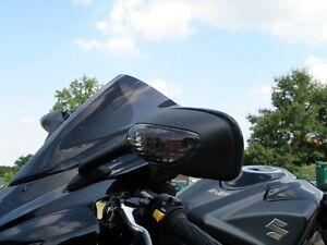 Schwarze-Front-Blinker-Suzuki-GSX-R-1000-K5-K6-K7-K8-K9-L0-L1-L2-L3-L4-L5-L6