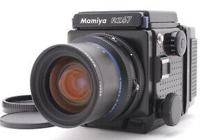 Quasi-Nuovo-Mamiya-RZ67-PRO-CAMERA-Sekor-Z-50mm-f-4-5-W-120-Film-Retro-Giappone-864