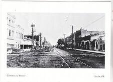 """*Postcard-""""Commercial Street"""" @ abt Ferry St.- -1905-  *Salem, Oregon (#137)"""