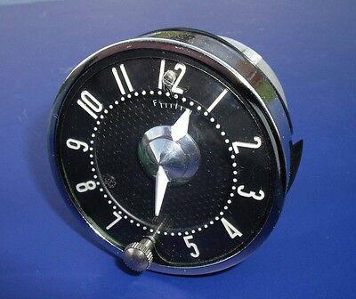 55 56 Chevy Quartz Clock 1955 1956  *NEW* 1955 1956 Chevrolet