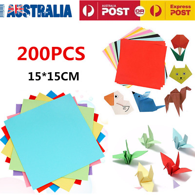 Patterned Origami Paper – Collins Craft and School Supplies | 400x400