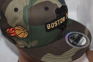 3f810440e03 Image is loading Boston-Celtics-New-Era-NBA-Gold-World-9Fifty-