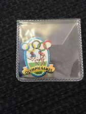 1956 Melbourne Olympics Lapel Tin Badge - Hockey