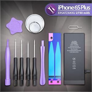 BATTERIA-di-ricambio-per-ORIGINALE-APPLE-IPHONE-6s-Plus-Batteria-Battery-2750-mAh-utensile