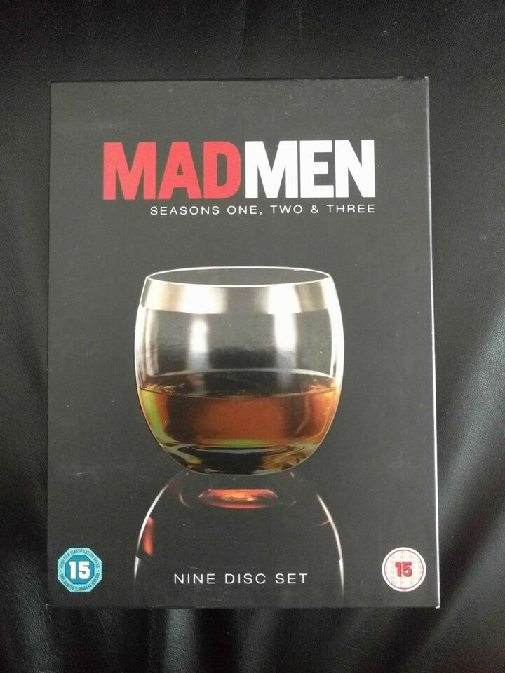 Mad Men, DVD, TV-serier