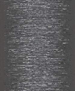 Vliestapete Rasch 413816 Deco Style Tapeten Schwarz Silber Metallic ...
