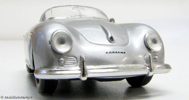 para proporcionarle una compra en línea agradable Porsche 356a 1600 1600 1600 Speedster plata metálica  Tu satisfacción es nuestro objetivo