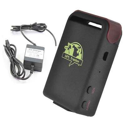 GPS Tracker TK102-2 TF Card Solt Car/person Track device+ Hard-wired Car Charger