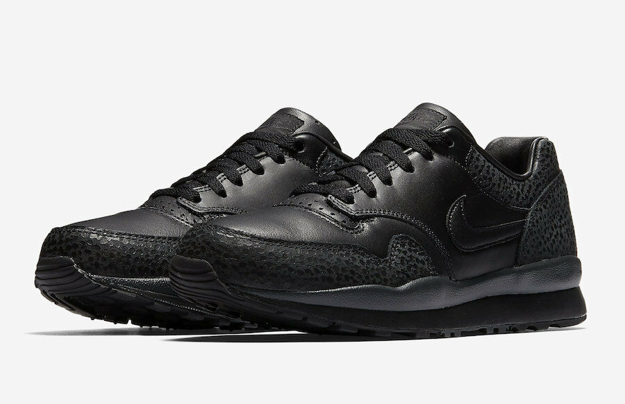 Nike Safari Qs Nuevo Para Hombre Air AO3295 informales 002 Negro Zapatos  informales AO3295 19d024