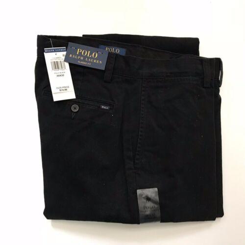 Pantalon Polo pour coton classique 6 Lauren en coupe Ralph Nwt chino hommessolide couleurs MUSzVp