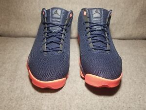 check out e11f9 cde6f Image is loading Nike-Air-Jordan-Horizon-Low-Shoes-Obsidian-Infrared-