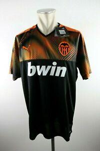 Valencia-CF-Trikot-Gr-M-L-XL-XXL-2019-20-Neu-Away-Jersey-Shirt-Spanien-Puma