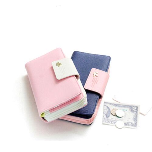 Geldbörse Damen Leder Elegant Süß Handtasche Portemonnaie Lang Handy Geldbeutel