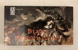 Blade-of-the-North-Wind-Vol-1-2012-Paperback-Jeong-Mo-Yang-V-R-Porter