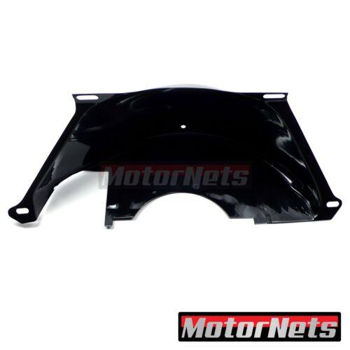 GM Chevy 700R4 Black Steel Transmission Flexplate Flywheel Cover Dust Shield