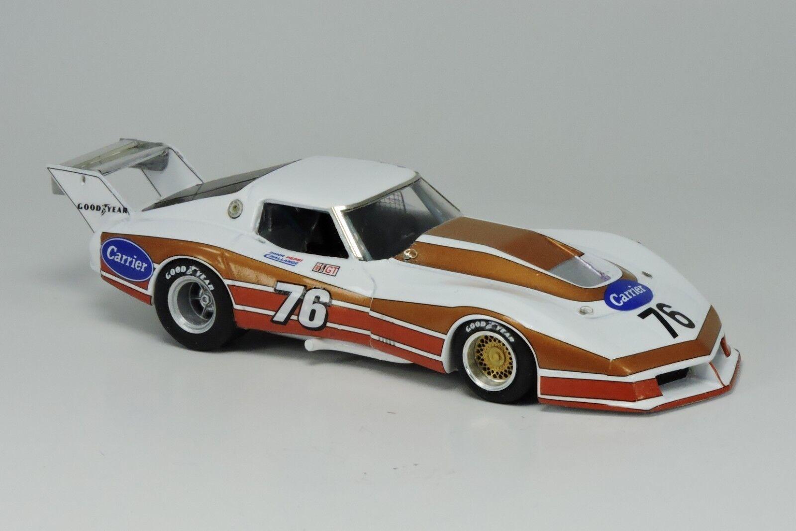 +kit Corvette C3 Tubular Frame Riverside 1980 - Arena Models kit 1 43