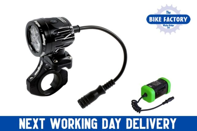Hope – DEL R4+ Vision – 1 x 4 cellules ES Batterie – Cyclisme Léger-rapide POSTAGE
