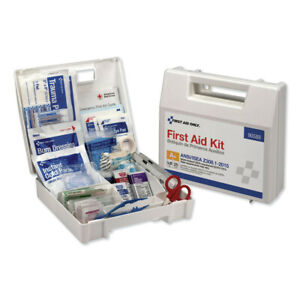 First Aid Only 90589 141-Piece ANSI Compliant Class A+ First Aid Kit New