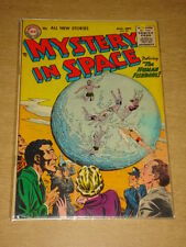 MYSTERY IN SPACE #27 VG+ (4.5) DC COMICS AUGUST 1955 **