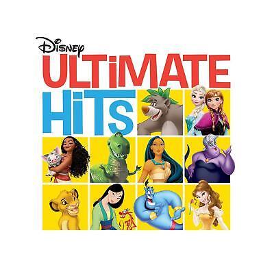 Preorder Disney Ultimate Hits Lp Vinyl Sealed Ebay