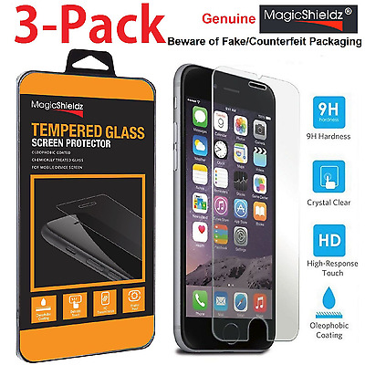 New Premium Real Tempered Glass Screen Protector for Apple iPhone 7 Plus