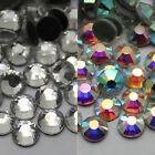 1440~14400 DMC A++ Glass Hotfix Flatback Rhinestones SS16~SS20 Clear/AB Crystal