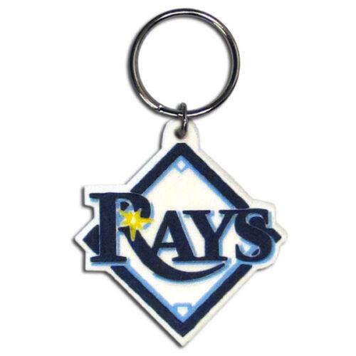 Tampa Bay Rays Flex Keychain