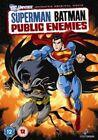 Superman Batman Public Enemies 2009 DVD Animation Action Movie Region 2