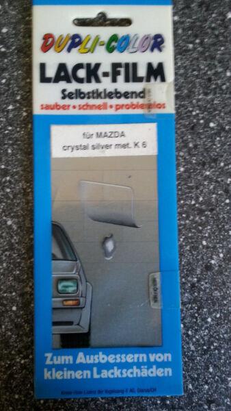 Dupli Color Car Kfz Autolack Film Selbstkl. ???? Mazda Crystal Silver Met. K 6