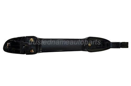 fits Mazda 2 Outside Exterior Door Handle Passenger Side Front Primed Black