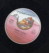 "THIERRY PASTOR disco MIX 12""  MAXI 45 giri LE COUP DE FOLIE 1981 MADE in FRANCE"