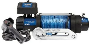 4x4-Winch-VRS-12-500LBS-Synthetic-Rope-IP68-rated-waterproof-4WD-recovery