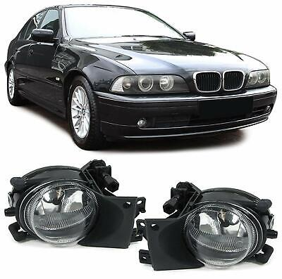 Fits BMW 5 Series E61 HB4 55w Clear Halogen Xenon HID Front Fog Light Bulbs Pair