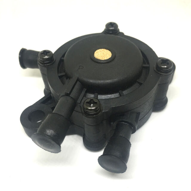 New Fuel Pump for John Deere Kawasaki Kohler Briggs /& Stratton 491922 FH661V