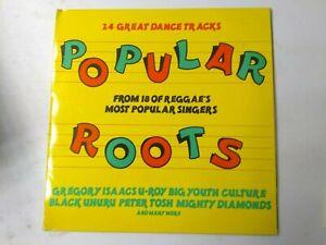 Popular-Roots-Various-Artists-Double-Vinyl-LP-1985-UK-COPY