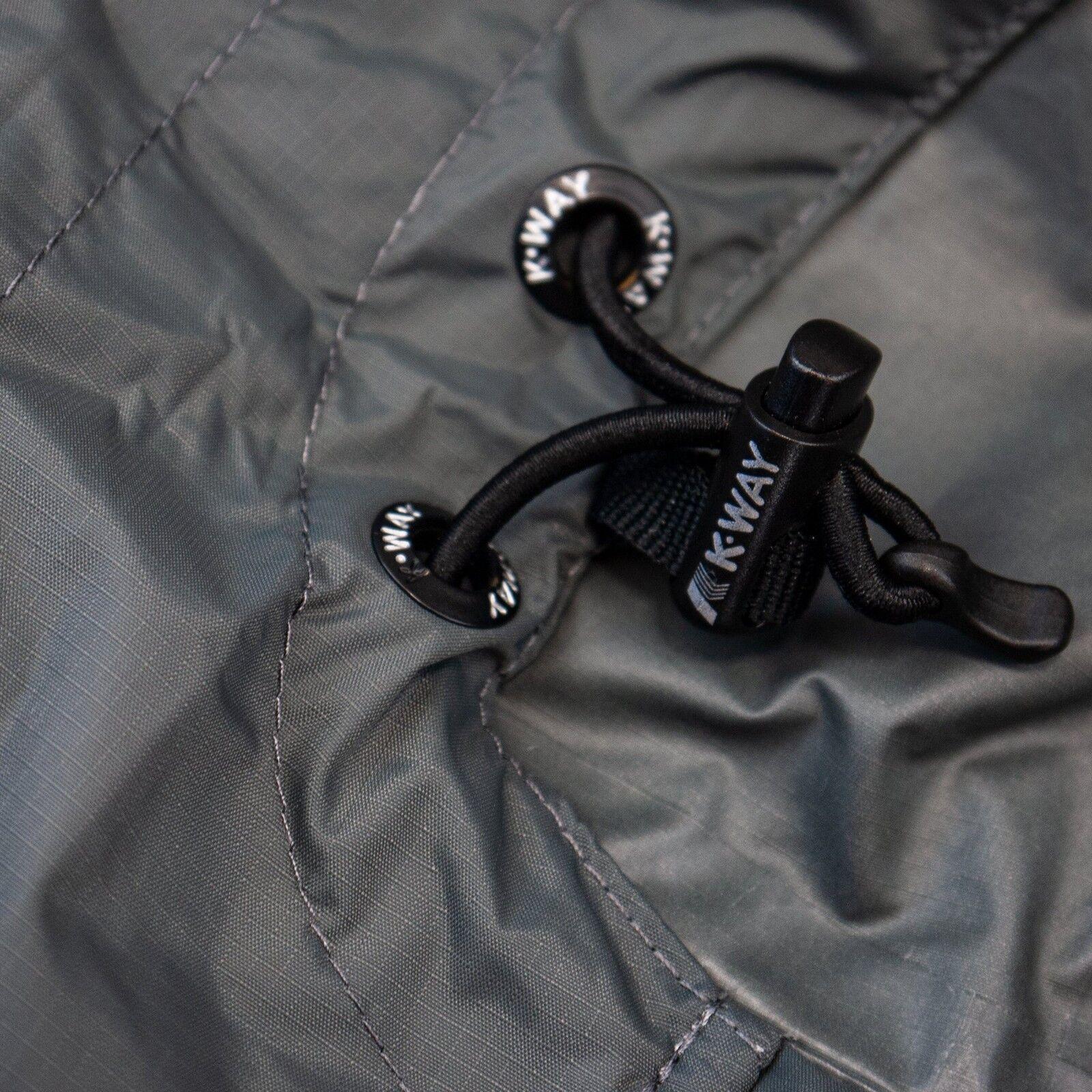 K. Way Giacca - K. le Vrai 3.0 Claude & - 3.0 Leon - & Nuovo con Etichetta 0288aa