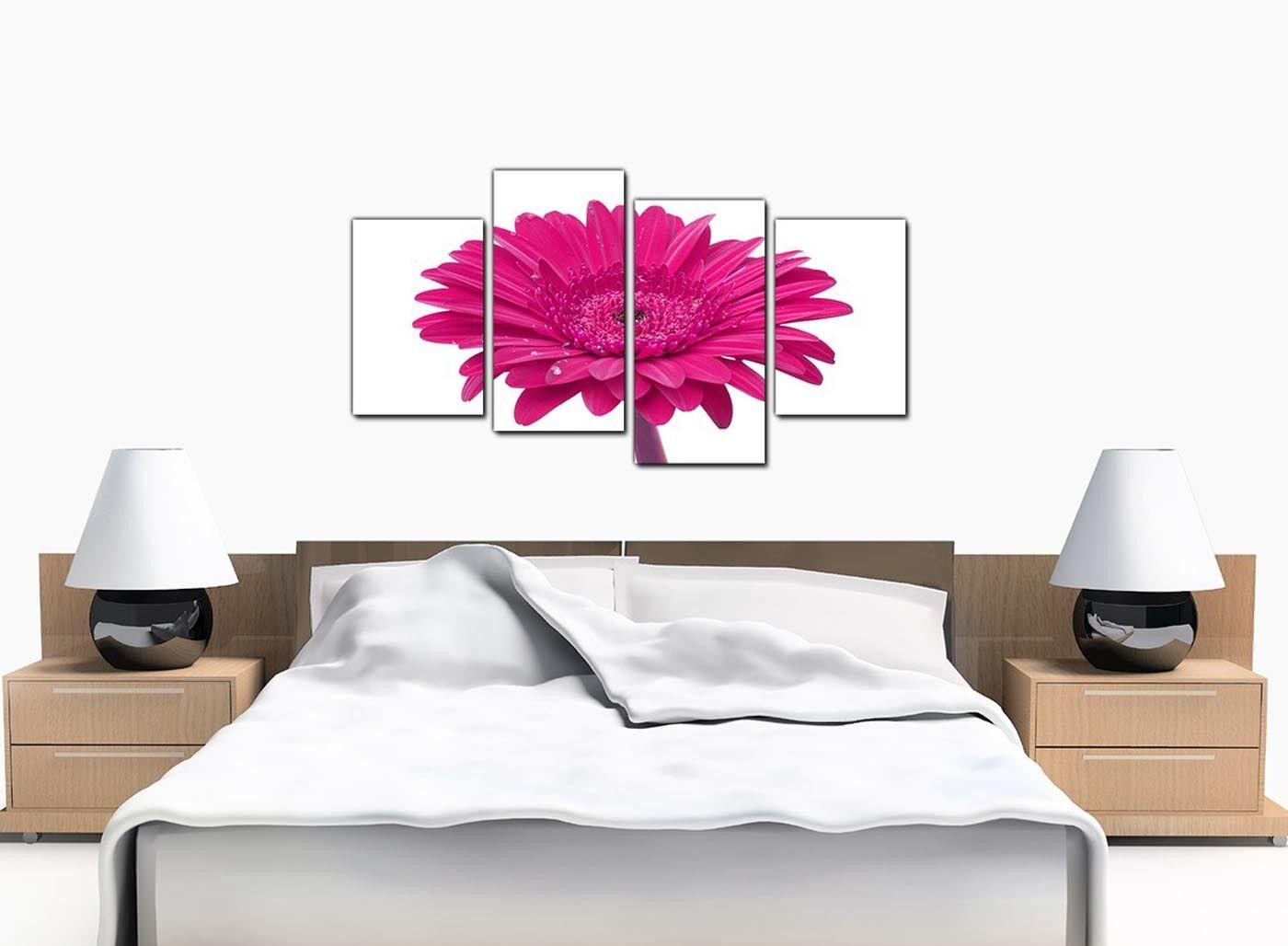 Large Rosa Gerbera Daisy VW Floral Canvas Pictures XL XL XL Prints Art 4099 842e87